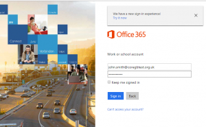 How to restrict access to Office 365 through Microsoft's